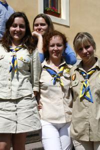 Ukrainian participants