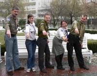 Учасники з Латвії