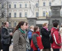 Excursion in Kiev