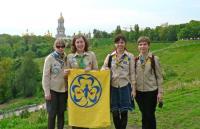 Дорогою до Мистецького арсеналу проходимо біля Київо-Печерської Лаври