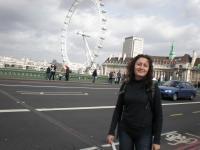 Walking through the London Bridge