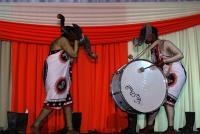 Щодня учасники конференції спостерігали чудові виступи з традиційними африканськими виставами, танцями, співами
