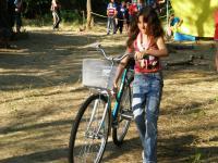 Програма табору включала багато конкурсів та змагань - спортивних, туристичних, творчих