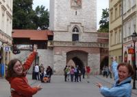 "The project ""Malopolska 2008"" is dedicated to visiting Krakow and its surroundings"