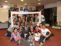 """Учасники міжнародного семінару """"Планування стабільності організаційного розвитку"""" (http://www.girlguiding.org.ua/ua/about/news/20081027-budapest)"""