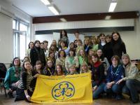 В АГУ відбулось навчання лідерів. Докладніше: http://www.girlguiding.org.ua/ua/about/news/20090207_trening