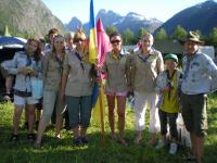 Табір Утопія в Норвегії - читайте на http://www.girlguiding.org.ua/ua/about/news/2009-Norway