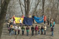 Kiev: Opening ceremony