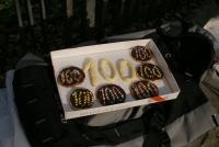 Kiev: 100 cookies