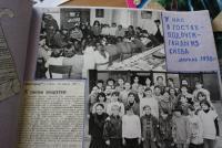 Під час тренінгу відбувся візит до Кіровської районної організації гайдів (село Абрикосівка), і ось такий знімок з архіву нагадує про події 14-річної давнини
