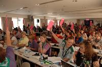 Рожевий настрій Гайдівської Конференції
